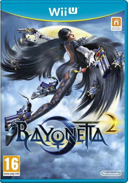 Gra Bayonetta 2 (WiiU)