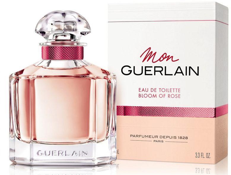 Guerlain Mon Guerlain Bloom of Rose woda toaletowa - 30ml