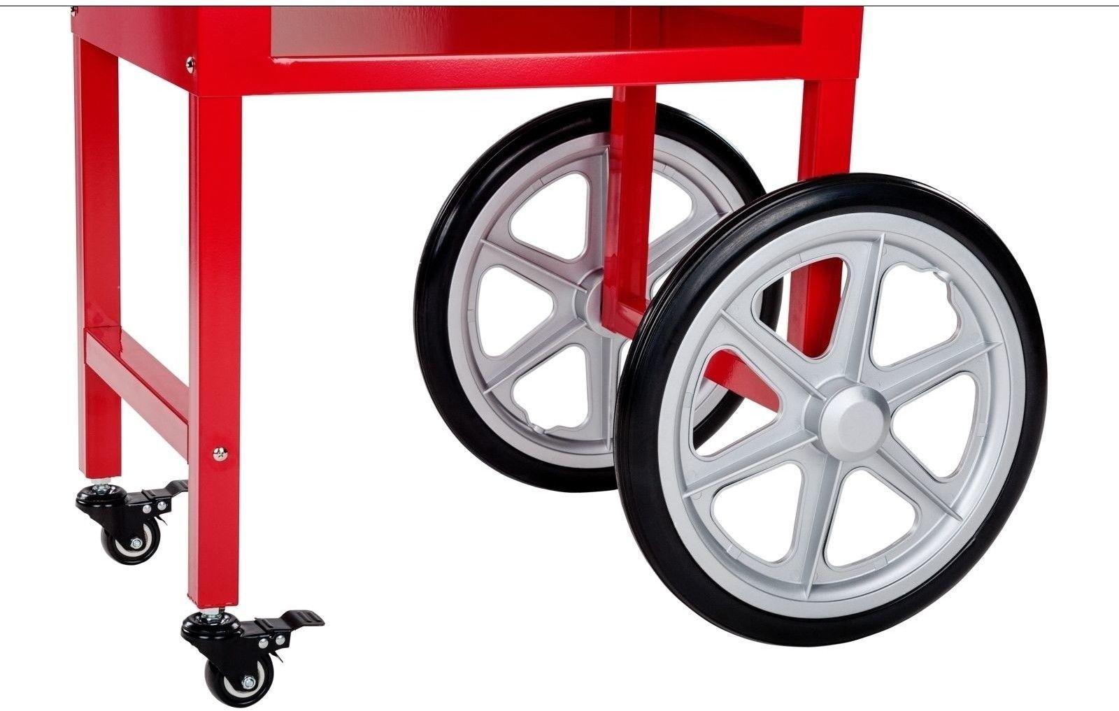 Wózek do popcornu Royal Catering RCPT-16E - RCPT-16E - 3 LATA GWARANCJI / WYSYŁKA W 24H ZA 0 ZŁ!