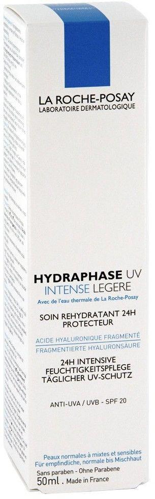 La Roche Posay Hydraphase Uv Intense Creme Legere krem