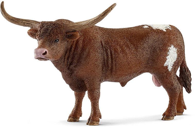 Schleich - Teksański byk długorogi 13866