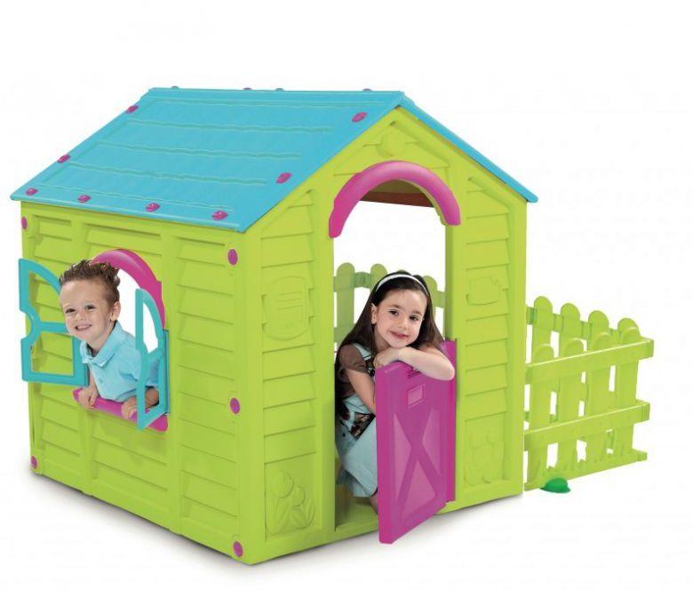 Domek dla dzieci MY GARDEN HOUSE - zielony