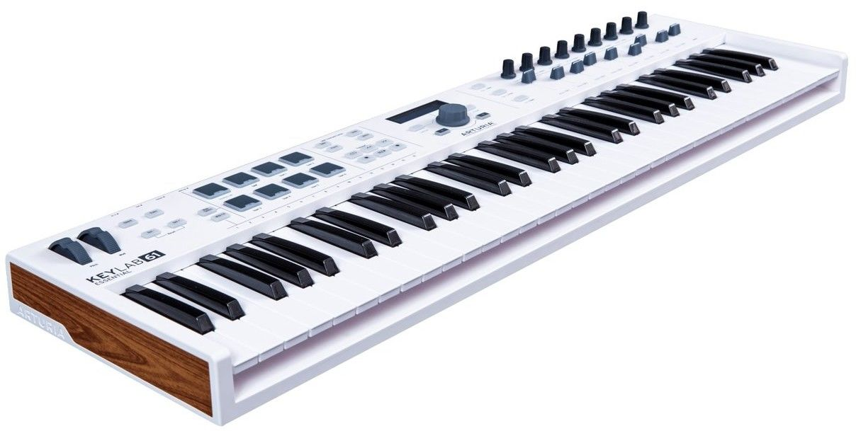 Arturia Keylab 61 Essential klawiatura sterująca