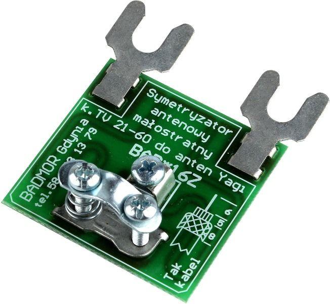 Symetryzator antenowy 21-69 - możliwość montażu - zadzwoń: 34 333 57 04 - 37 sklepów w całej polsce