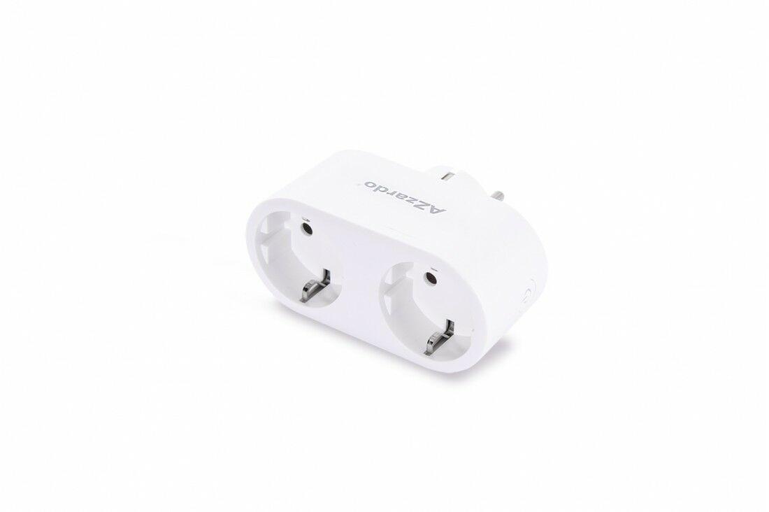Wtyczka WiFi Plug 16A Double AZ3476- AZzardo  Sprawdź kupony i rabaty w koszyku  Zamów tel  533-810-034