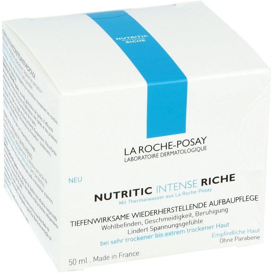 La Roche Posay Nutritic Creme intensywna regeneracja