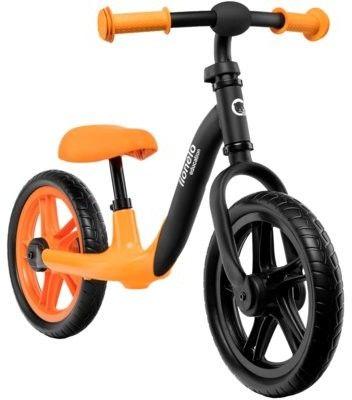 Lionelo Alex rowerek biegowy pomarańczowy