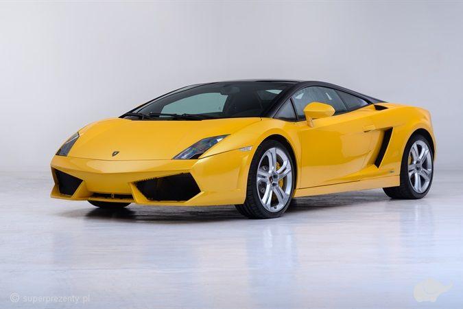 Jazda Lamborghini Gallardo po torze