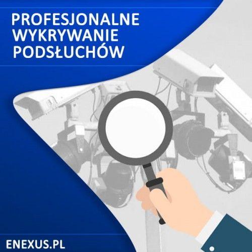 Profesjonalna Usługa Wykrywania podsłuchów, kamer, GPS oraz telefonów