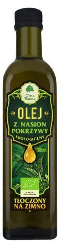 Olej z nason pokrzywy BIO 100 ml Dary Natury