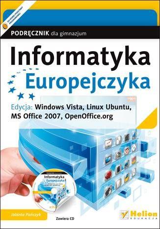 Informatyka europejczyka dla gim-podręcznik