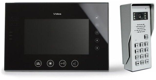 Wideodomofon vidos m670b-s2/s50d - szybka dostawa lub możliwość odbioru w 39 miastach