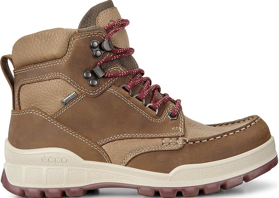 Buty trekkingowe damskie ECCO Track 25 jasnobrązowe83170350825