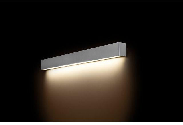 STRAIGHT LED WALL SILVER M 9611 KINKIET