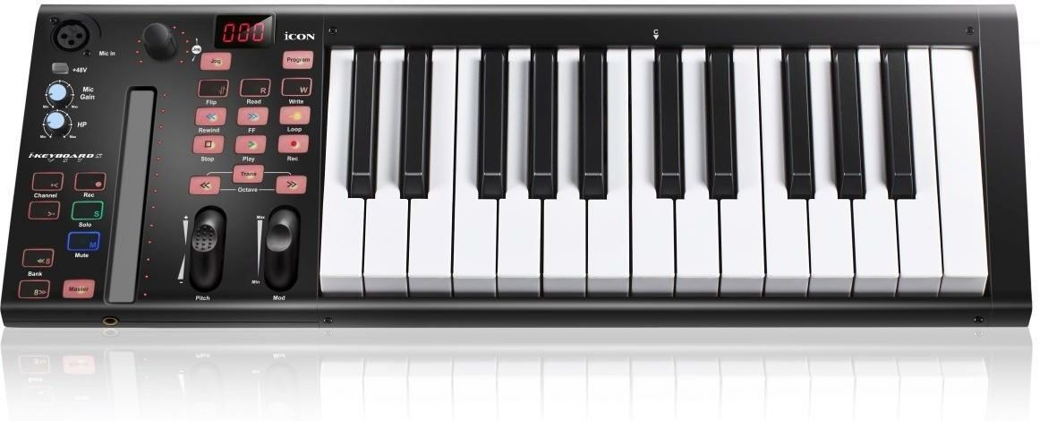 iCon iKeyboard 3S (ProDrive III) klawiatura sterująca interfejsem audio
