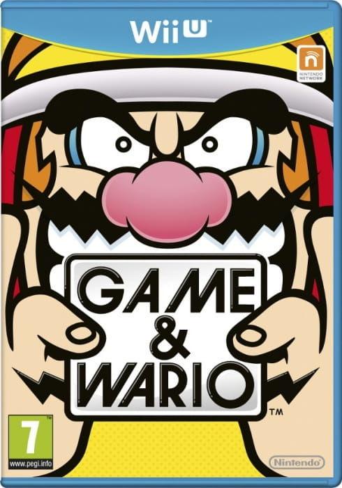 Gra Game & Wario (WiiU)