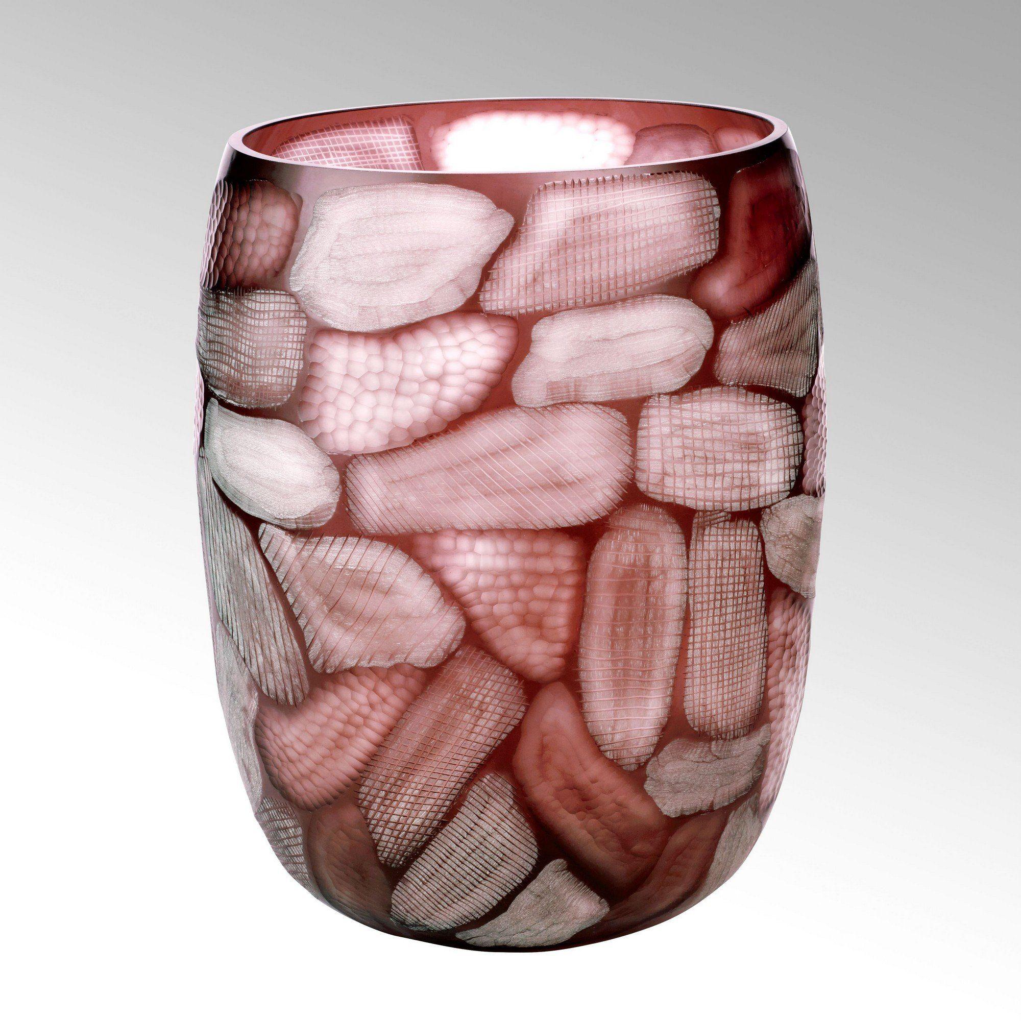 Lambert 17757 akcesoria szklane, szkło, czerwone
