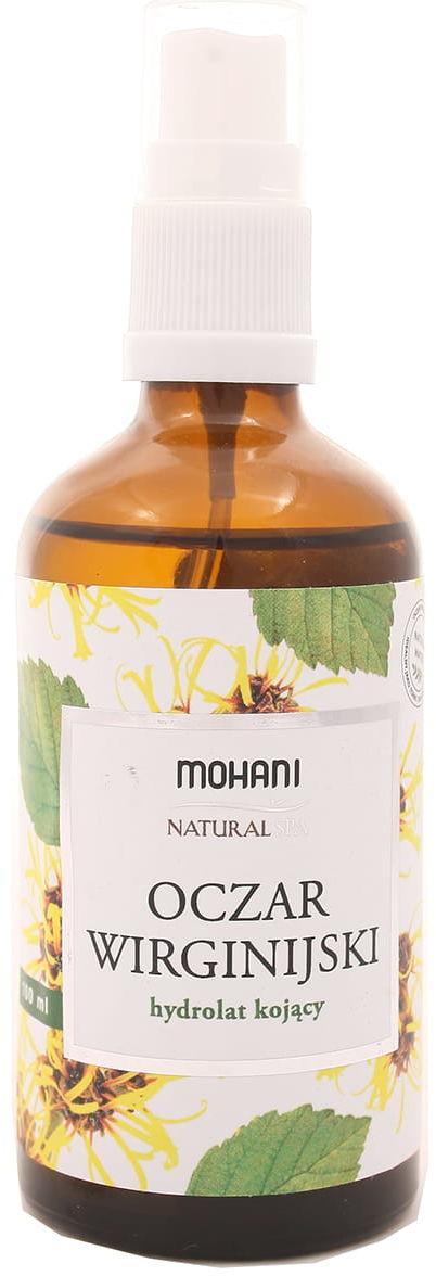 Hydrolat kojący oczar wirginijski - Mohani - 100 ml