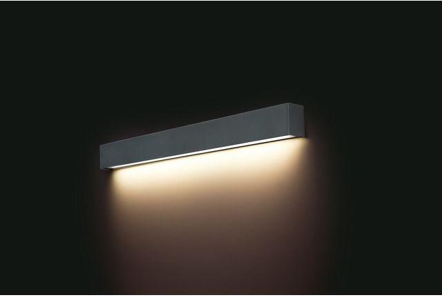 STRAIGHT LED WALL GRAPHITE M 9617 KINKIET