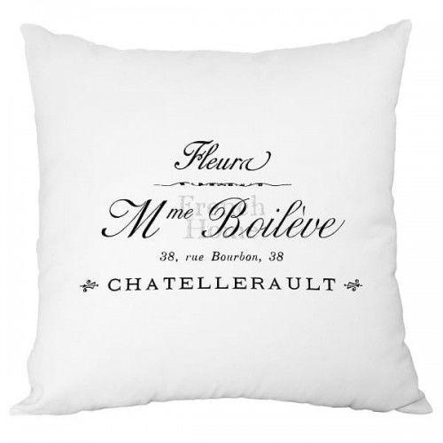 Poduszka dekoracyjna Madame