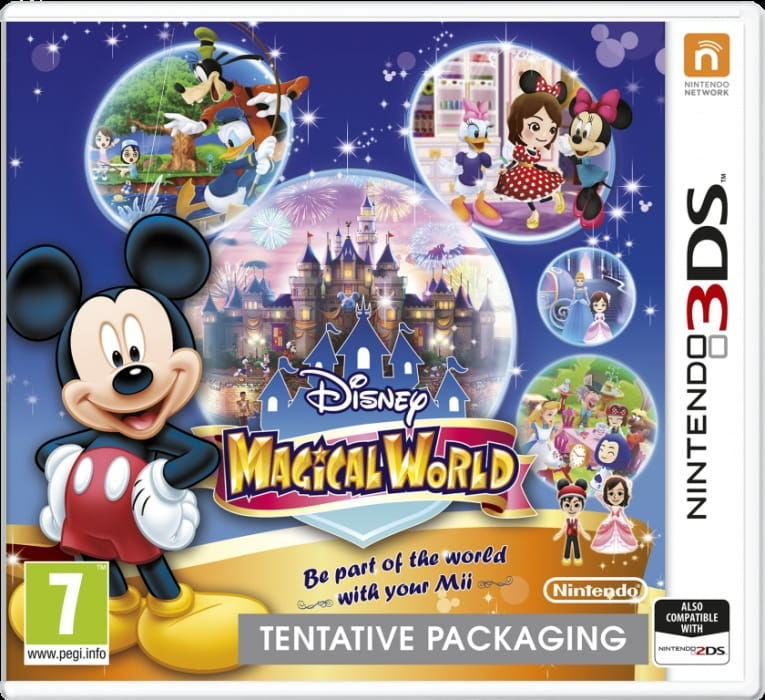 Gra Disney Magical World (3DS)