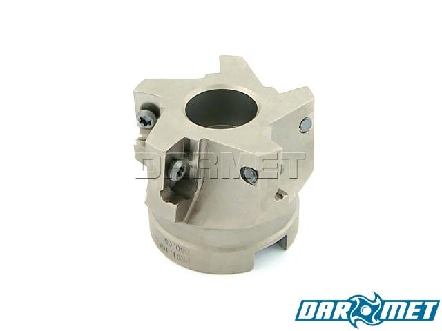 Frez składany nasadzany 50 mm, walcowo-czołowy 5-ostrzowy, APKT (FA90AP16)