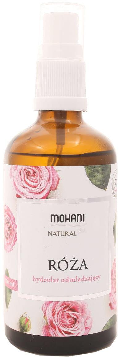 Hydrolat odmładzający Róża - Mohani - 100 ml