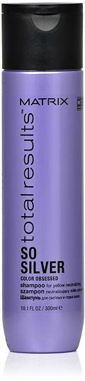 Matrix Total Results So Silver Szampon do włosów siwych 300 ml