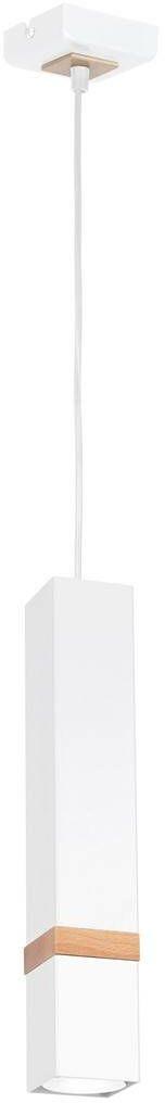 Lampa wisząca VIDAR WHITE 1xGU10