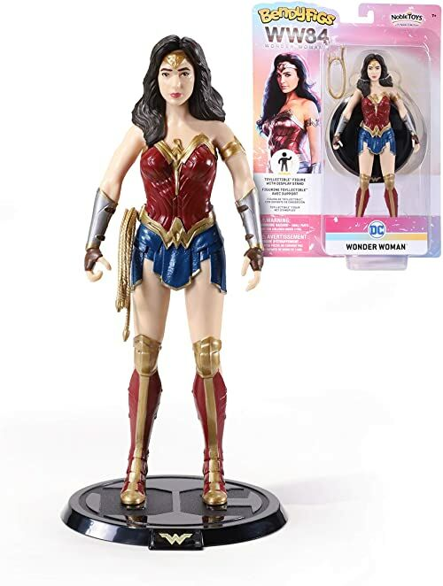 The Noble Collection DC-Wonder Woman Bendyfig (Movie)