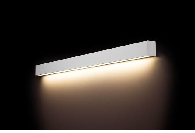 STRAIGHT LED WALL WHITE L 9612 KINKIET