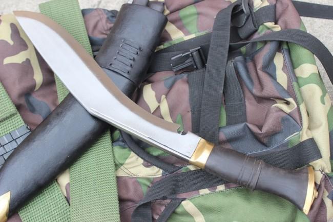 Prof nóż Gurkhów khukri ostrze 33 cm EKH-GACI-25
