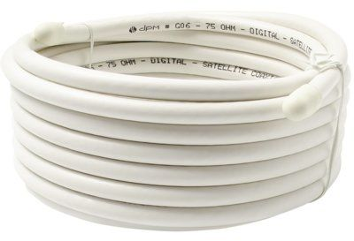 Kabel DPM G06-5 koncentryczny 5m