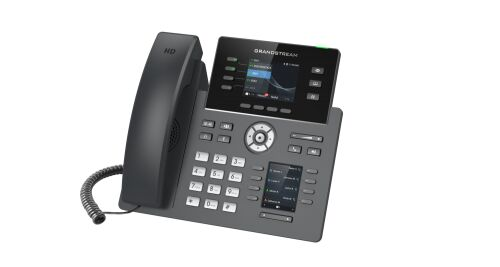 GRP2612P HD Telefon VoIP, 2 konta SIP, POE - Grandstream