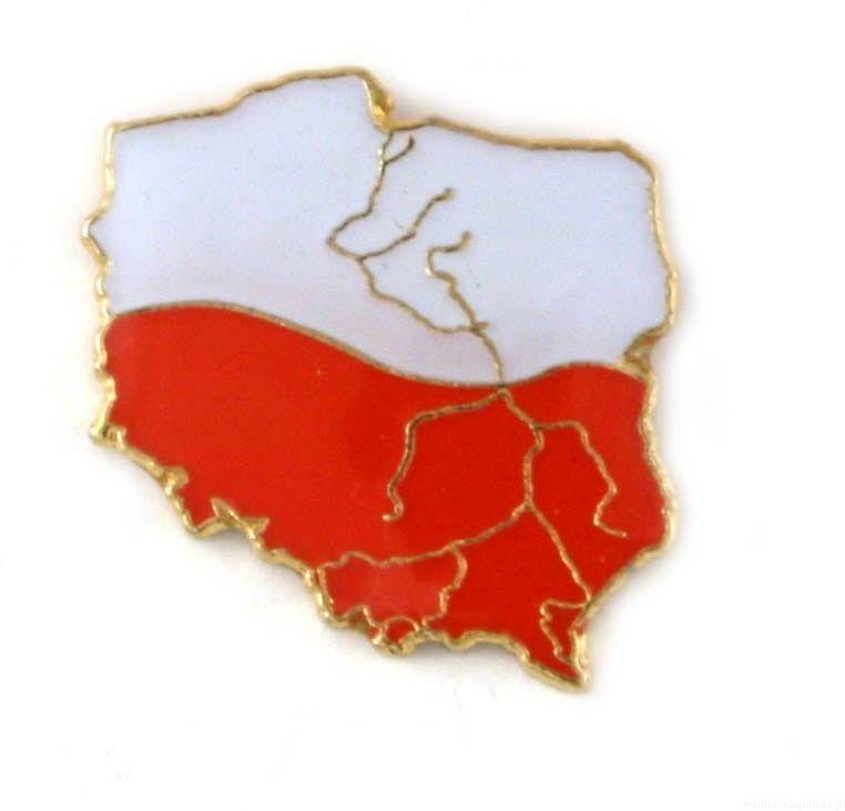 Kontur Polski, przypinka
