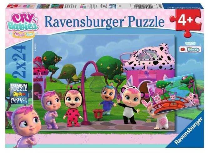 Cry Babies Magic Tears Puzzle 2x24el. - Ravensburger