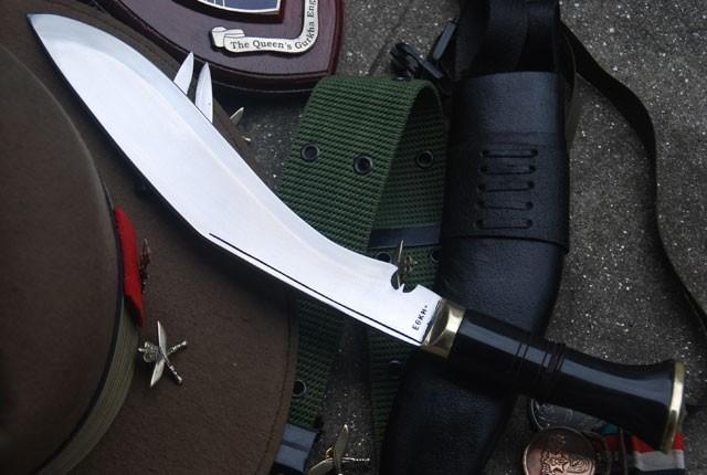 Prof nóż Gurkhów khukri regulaminowy NKH-GACI-02