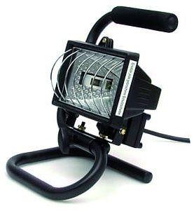 Lampa halogenowa przenośna 500W