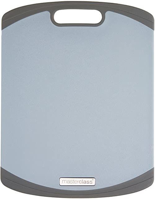 MasterClass Medium nieprzywierająca antypoślizgowa plastikowa deska do krojenia 36 x 28 cm (14 x 11 cali)