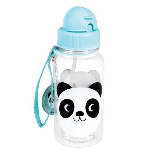 Bidon ze słomką 500 ml Panda Miko Rex London