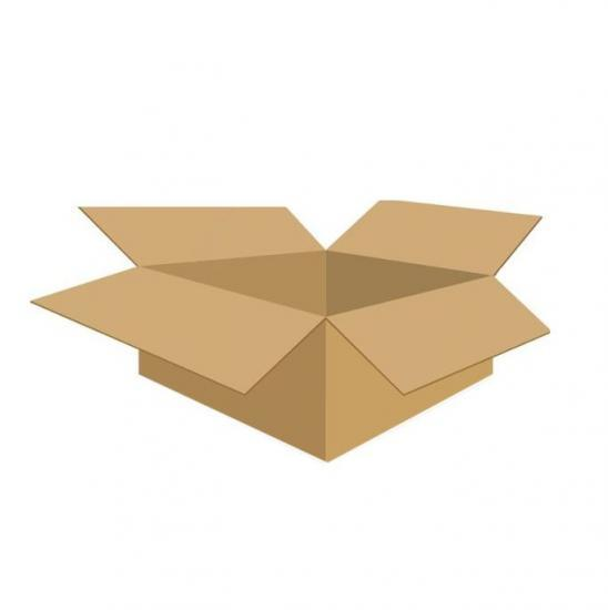 Karton klapowy tekt 3 - 600 x 400 x 200 470g/m2 fala C