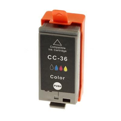 Tusz Zamiennik CLI-36 do Canon (1511B001) (Kolorowy) - DARMOWA DOSTAWA w 24h