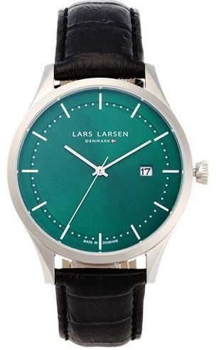 Zegarek Lars Larsen 119SBBL 100% ORYGINAŁ WYSYŁKA 0zł (DPD INPOST) GWARANCJA POLECANY ZAKUP W TYM SKLEPIE