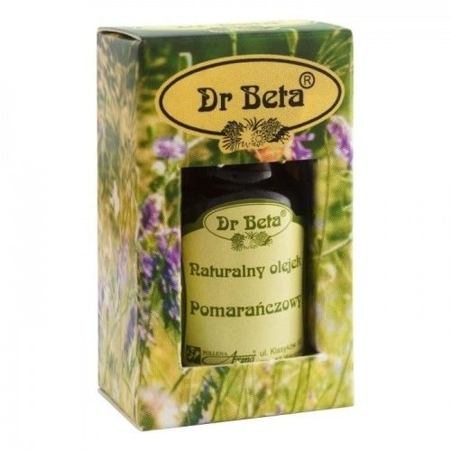 POMARAŃCZOWY olejek eteryczny - Dr Beta