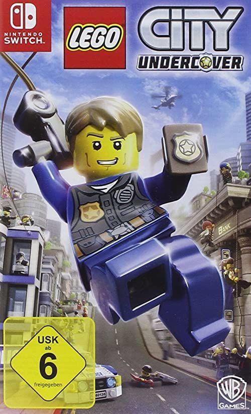 Lego City Undercover [Nintendo Switch]  wersja niemiecka