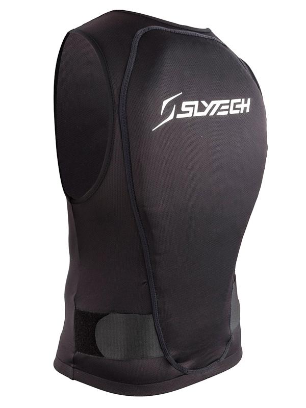 Slytech Vest Backpro Flexi X black ochrona snowboard