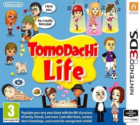 Gra Tomodachi Life (3DS)