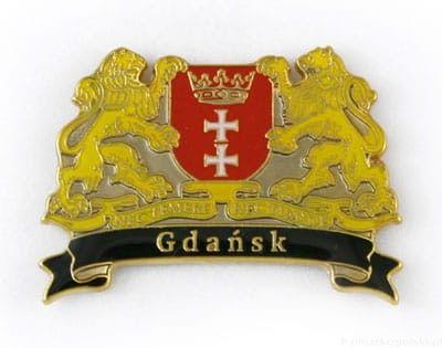 Herb Gdańsk - magnes