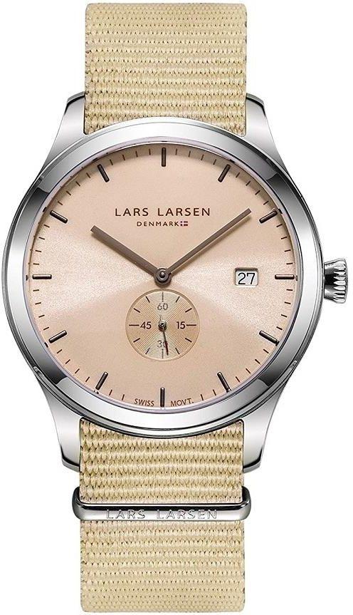 Zegarek Lars Larsen 129SAAN GWARANCJA 100% ORYGINAŁ WYSYŁKA 0zł (DPD INPOST) POLECANY SKLEP RABAT -5% SPRAWDŹ W SKLEPIE