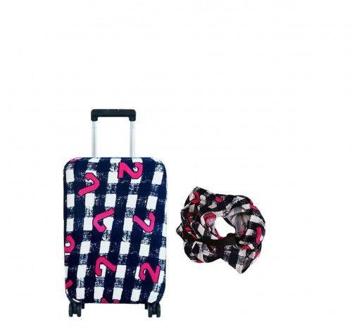 Pokrowiec ochronny Ibiza na walizkę kabinową